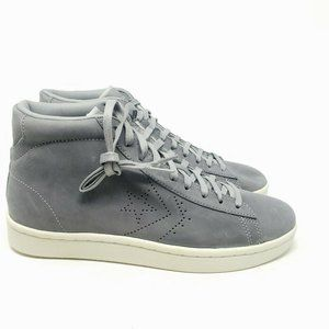 Converse PL 70 Mid Mens Size 12 Dolphin Grey Parchment Leather 155673C